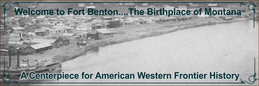 Old Fort Benton Montana