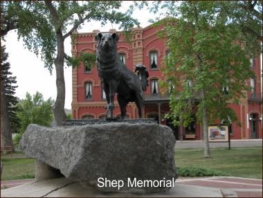 The Shep Memorial